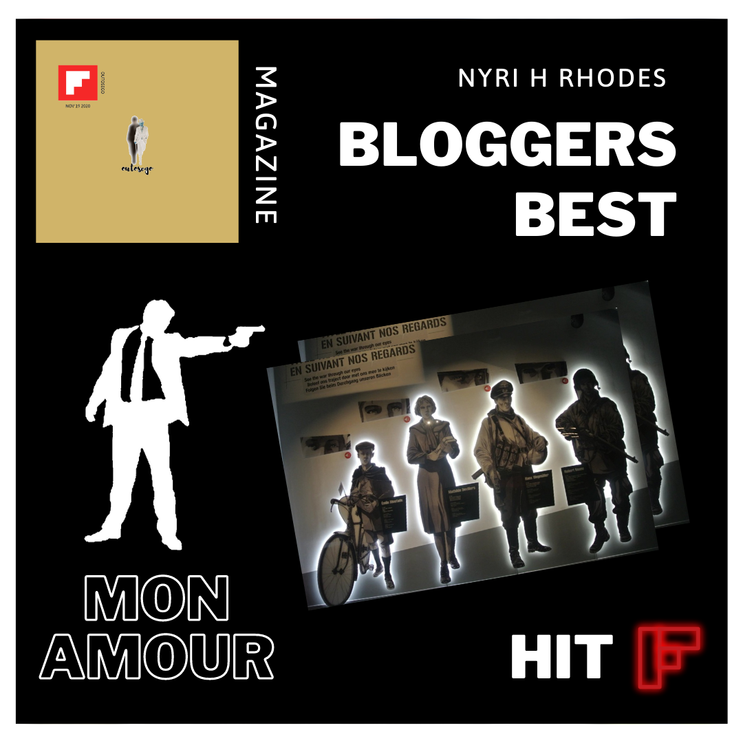 Bloggers Best Hit Nyri H Rhodes